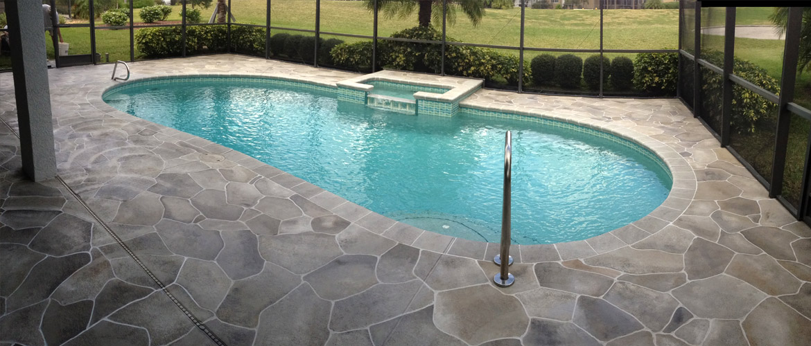 Pool Deck Finishes In Miami Broward West Palm Beach Bees Services